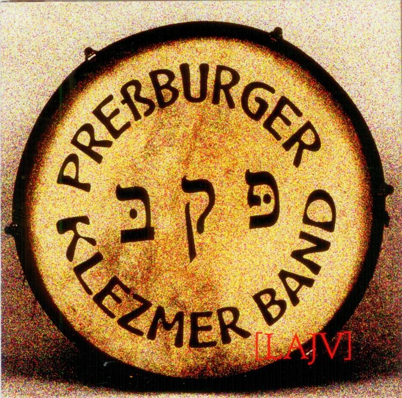 Preßburger Klezmer Band - Lajv