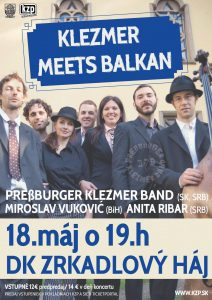 Klezmer meets Balkan 2017